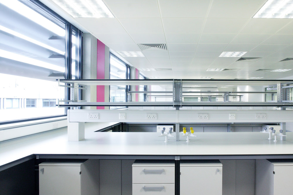 BREEAM Excellent Laboratory