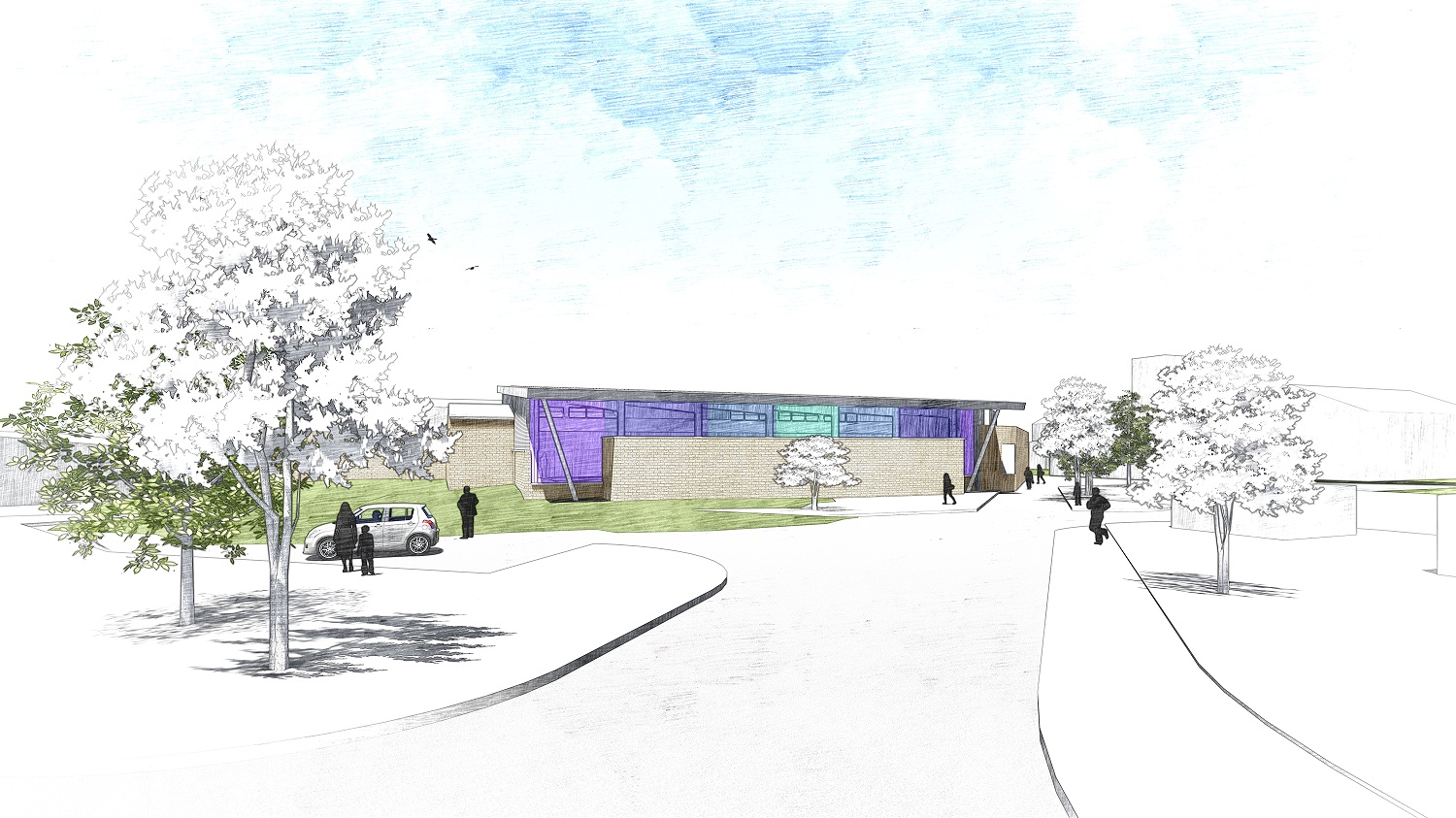 Wildern Leisure Centre proposals get the go-ahead