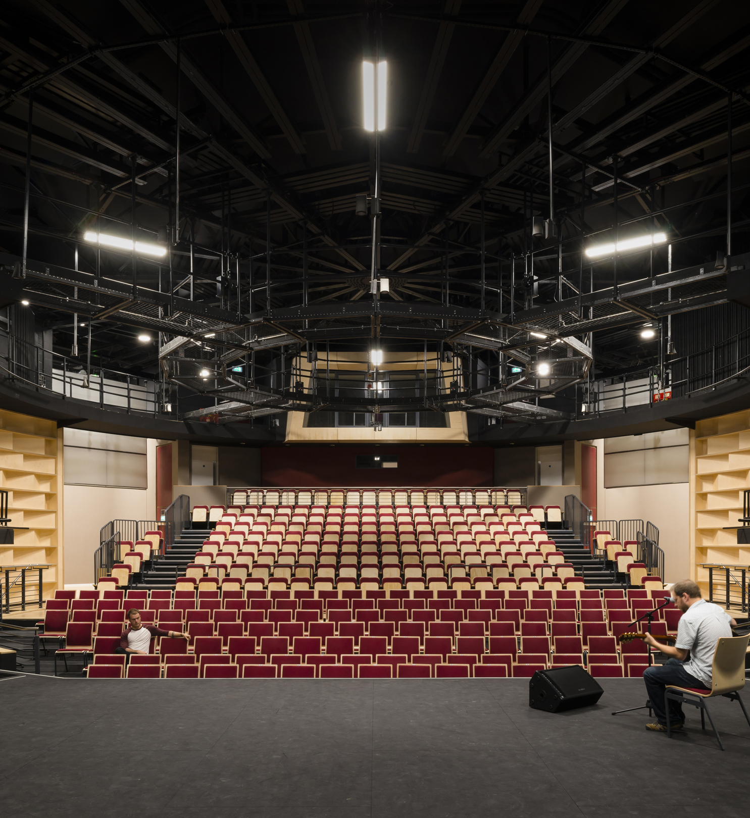 The Stage Features the Attenborough Centre