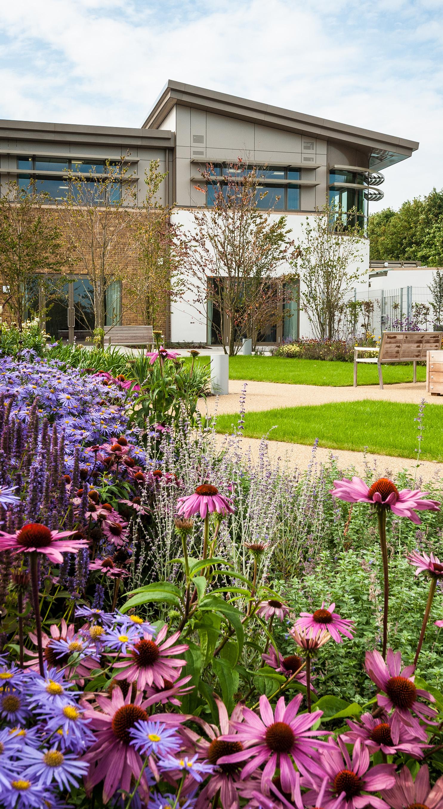 St Wilfrid's Hospice Picks up Sussex Heritage Trust Award