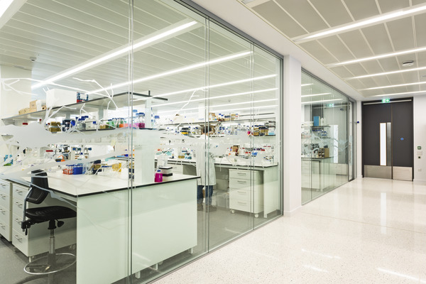 Cambridge's Chemistry of Health laboratory rated BREEAM 'Excellent'