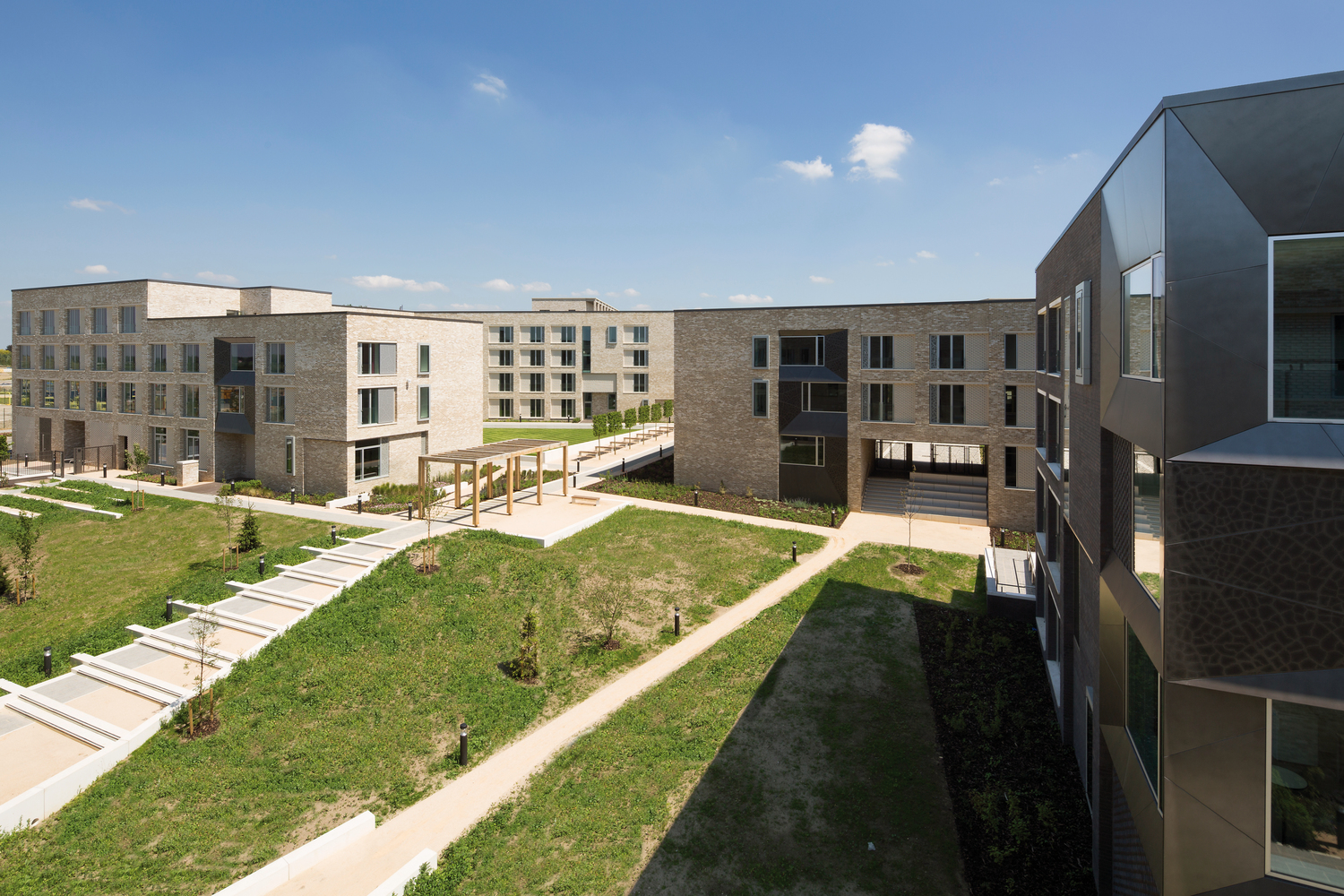 Architects' Journal conducts masterplan study of North West Cambridge