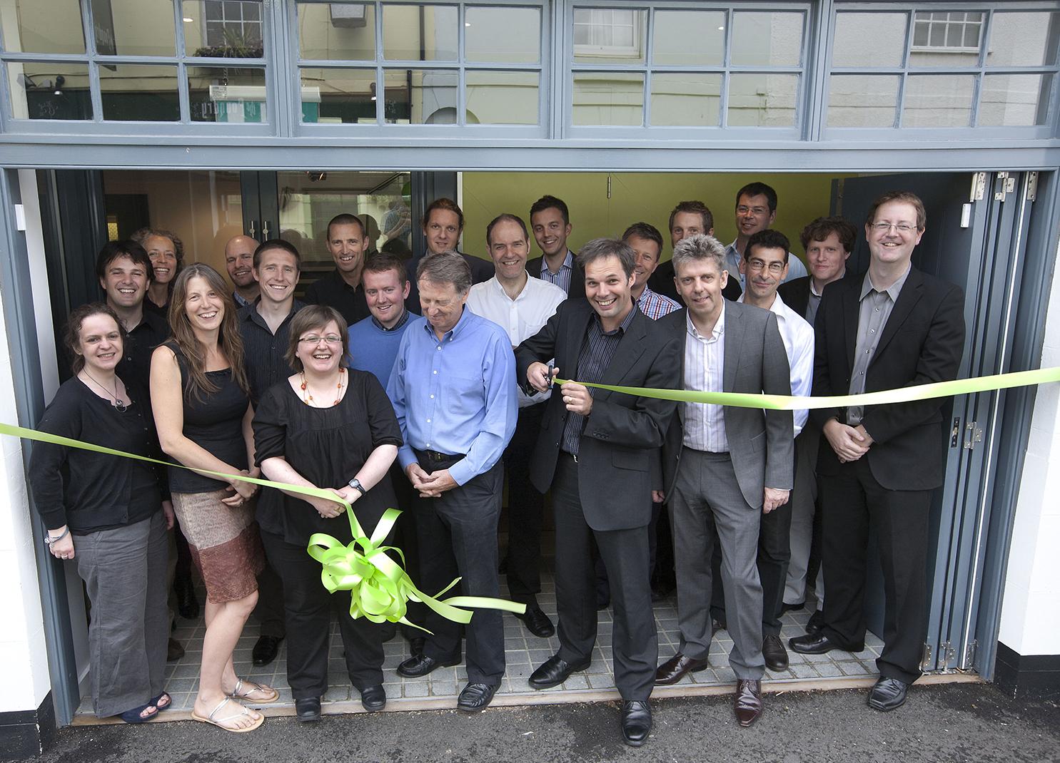 Brighton Studio Official Opening