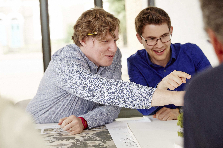 r h partnership architects