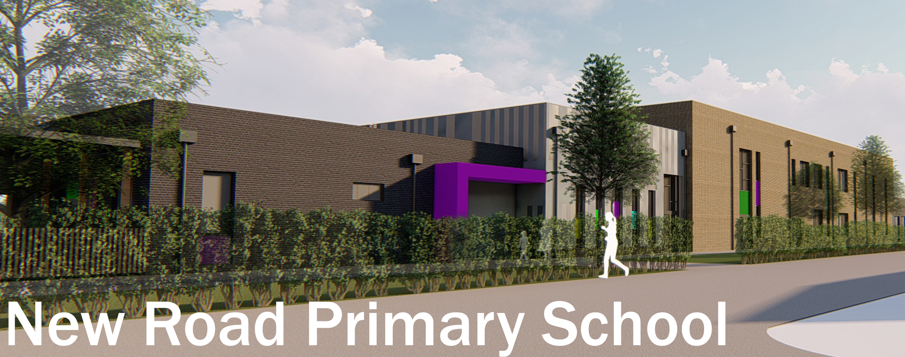 New Road Primary extension gets planning permission