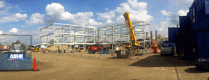 Work Progresses on New Basepoint Managed Centre
