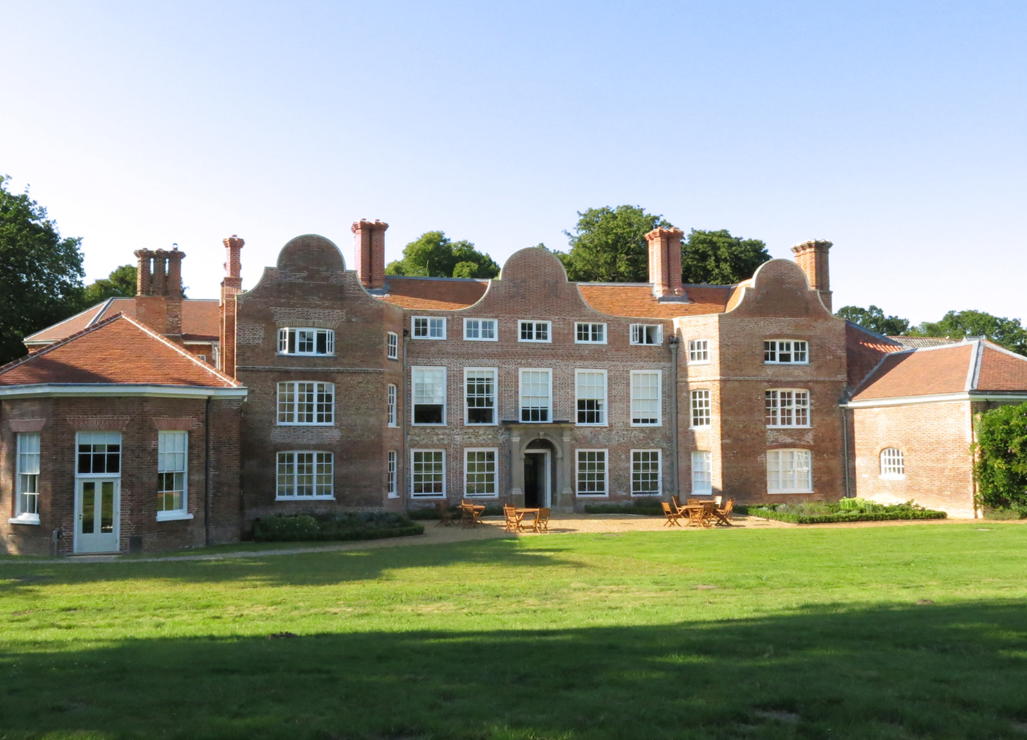 Earlham Hall Wins Conservation Award at Norwich Society Design Awards