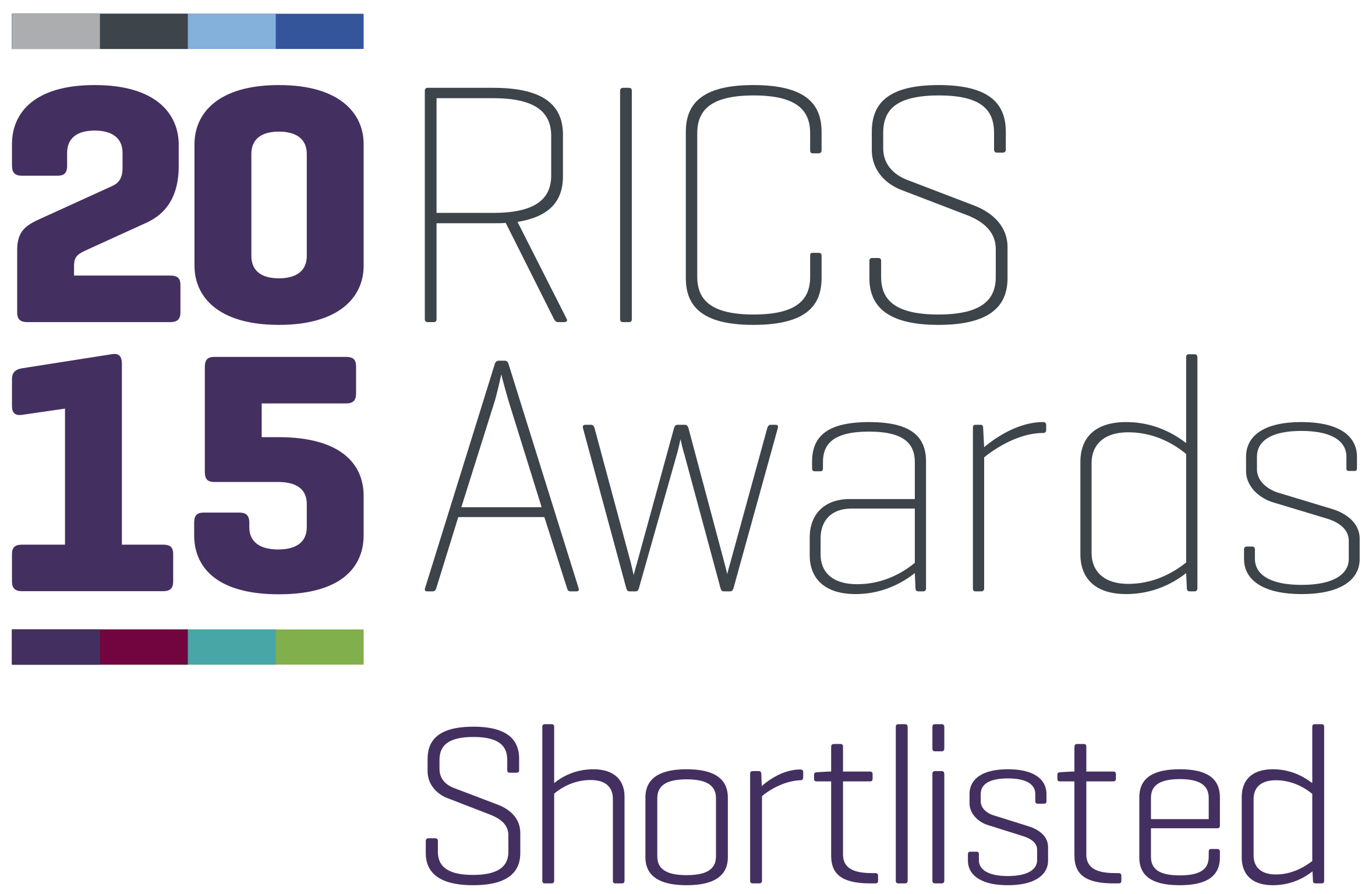 Earlham Hall Shortlisted for RICS East of England Awards 2015