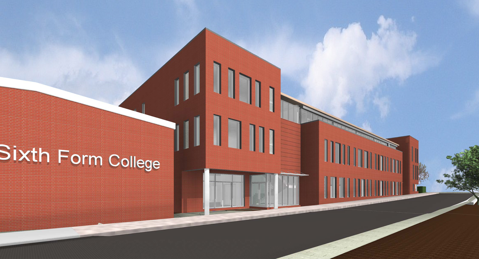 Planning approval granted for Hills Road Sixth Form College