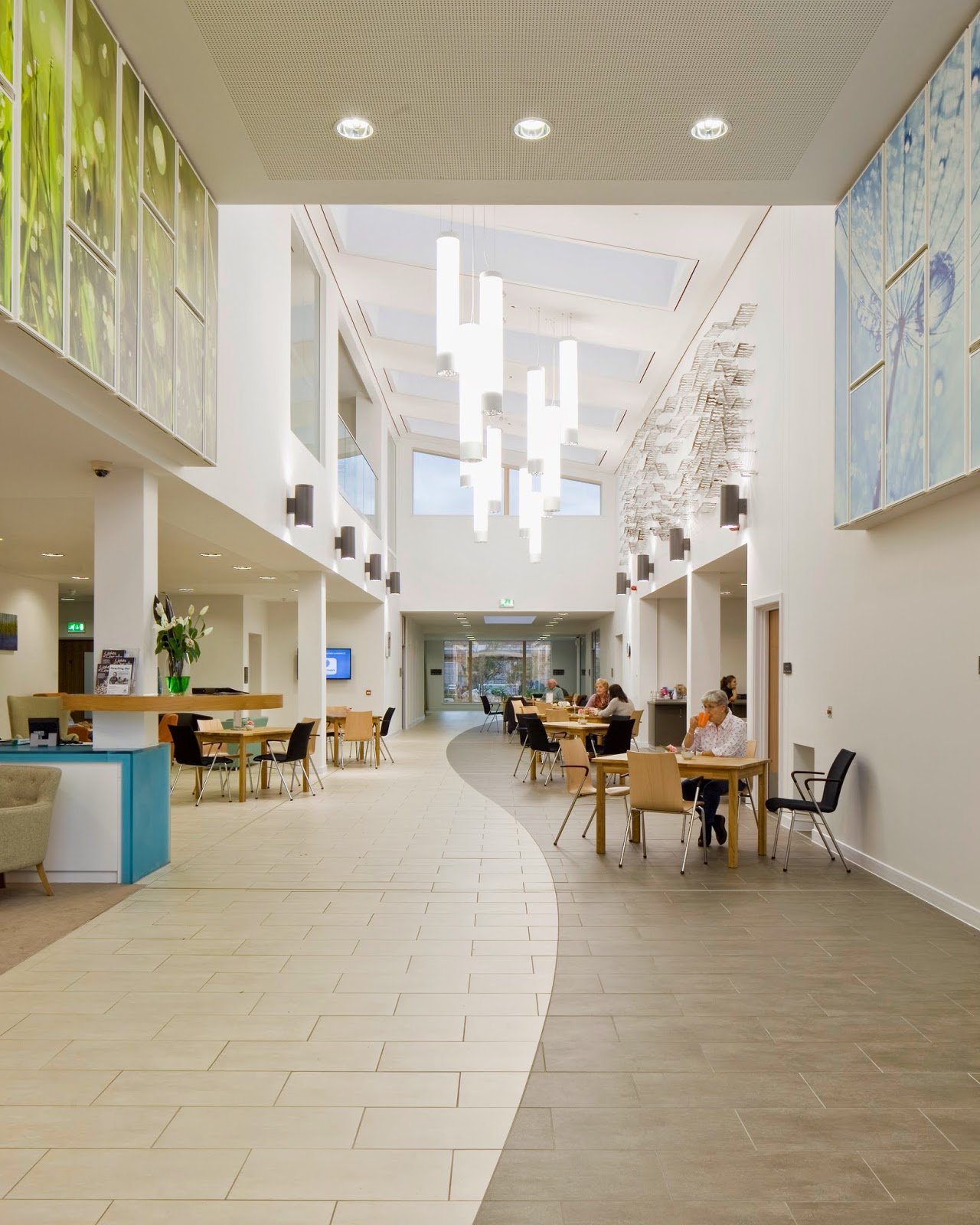 Sussex Heritage Awards shortlist St Wilfrid's Hospice, Eastbourne