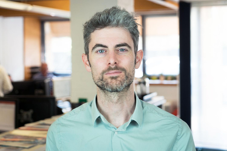 Patrick Osborne joins RIBA Expert Group