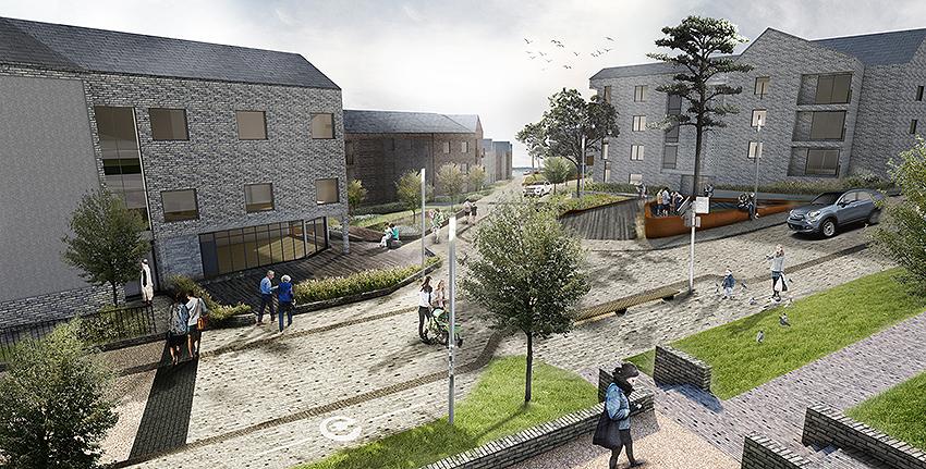 Barne Barton development wins national award