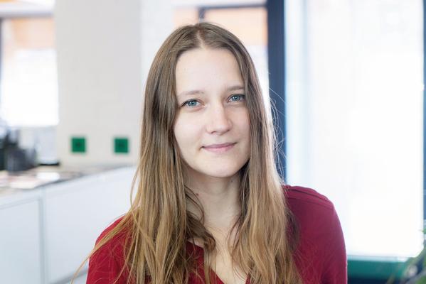 Alexandra selected as a CFCI Young Ambassador