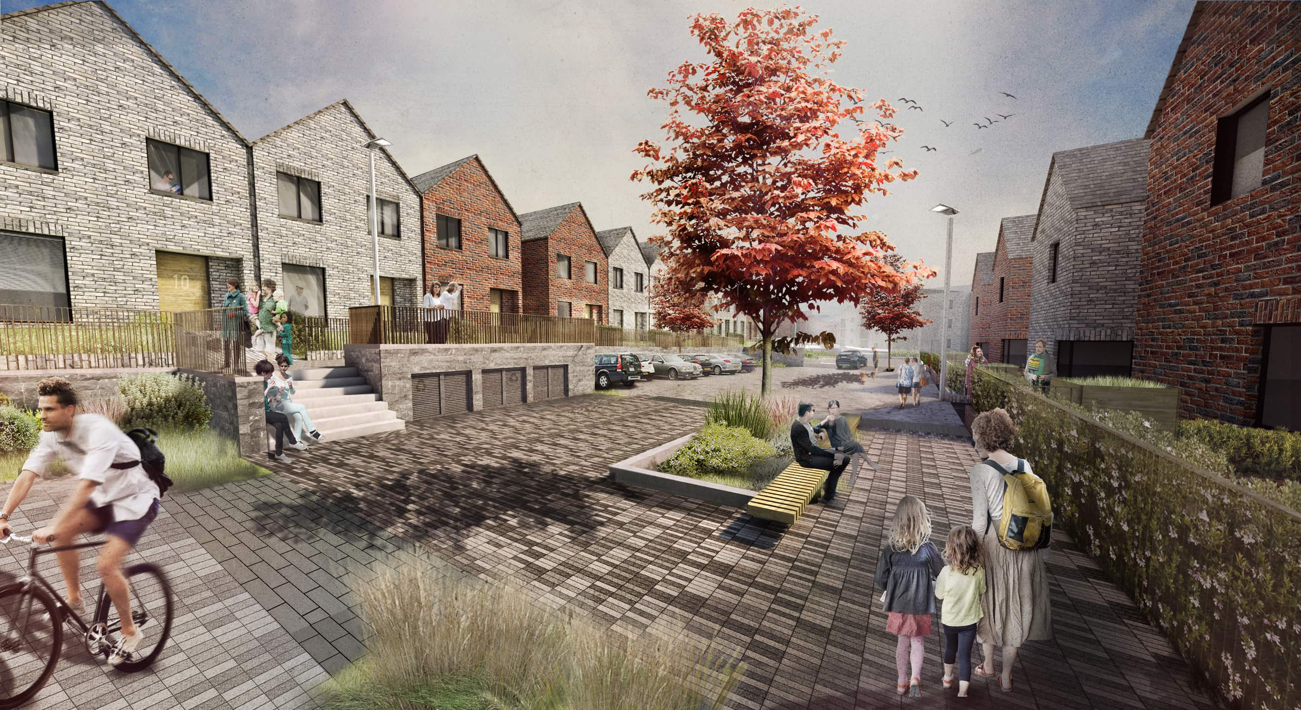 Planning granted for the Barne Barton development