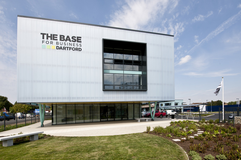 The BASE: BREEAM Excellent