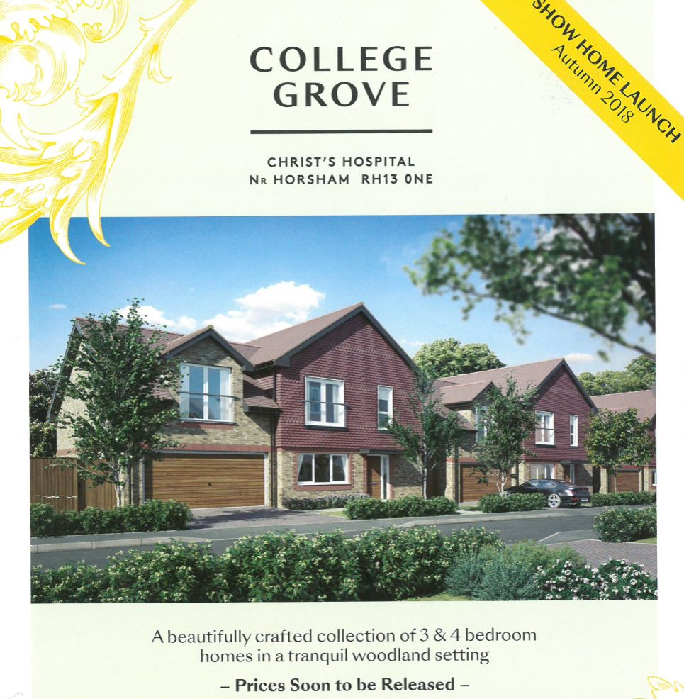 Sussex Prestige features rhp-designed homes