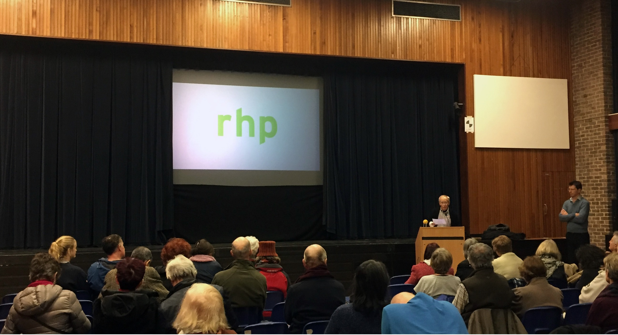 Care for the dying: Nic Hoar gives Regency Society lecture