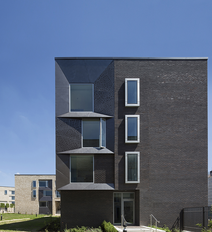 Swirles Court Shortlisted for RIBA Award