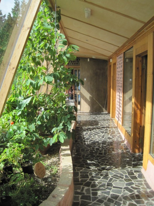 Brighton Earthship - Sustainability - Architects rhp