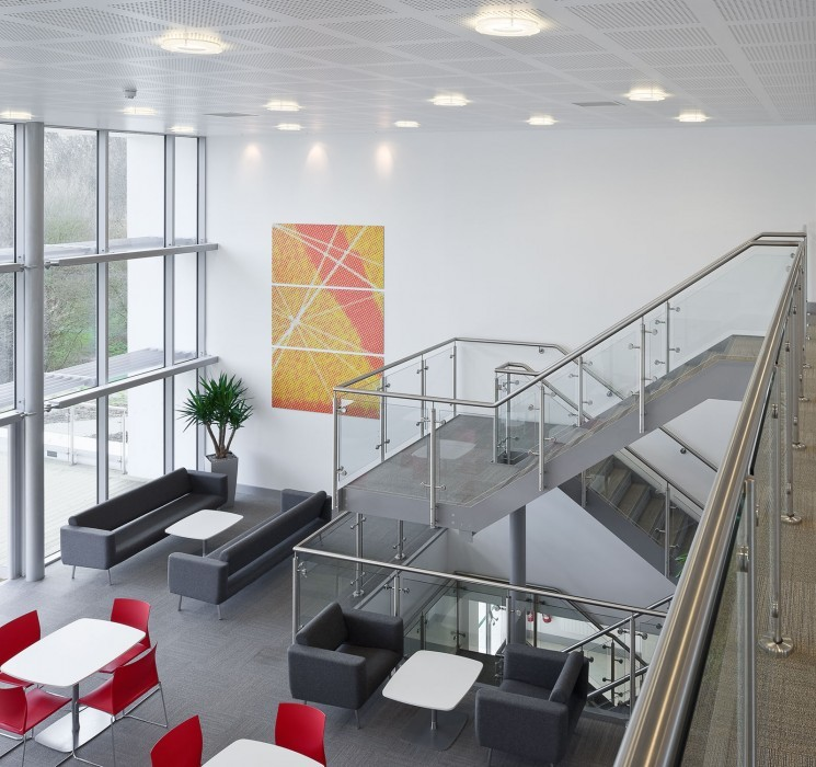 Canterbury Innovation Centre -  R H Partnership Architects
