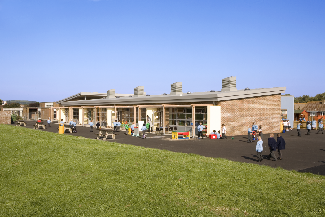 Seaside Primary School - R H Partnership Architects