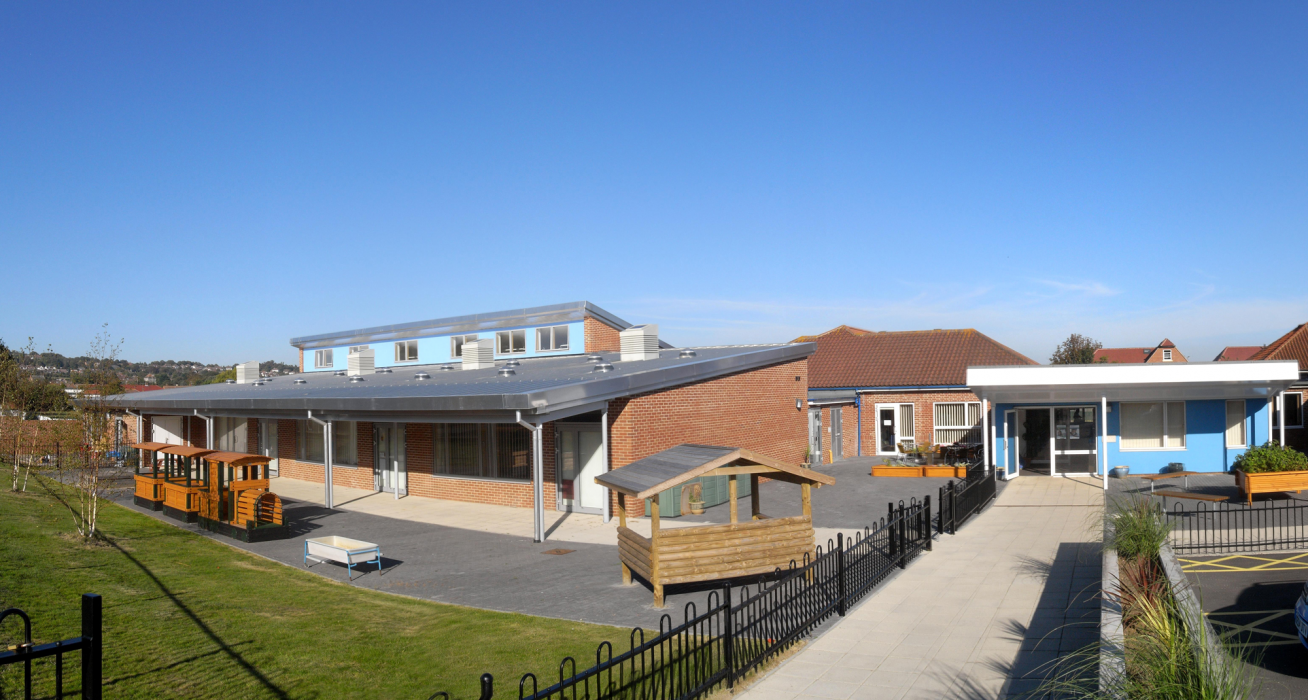The Globe Primary Academy - R H Partnership Architects