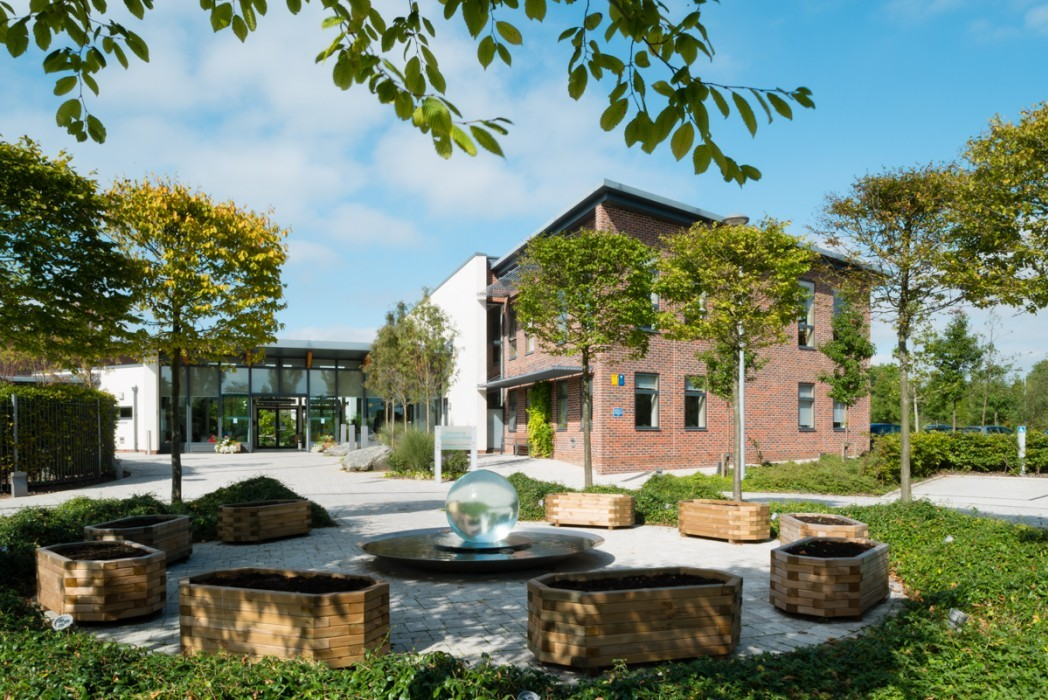 St Barnabas Hospice - R H Partnership Architects