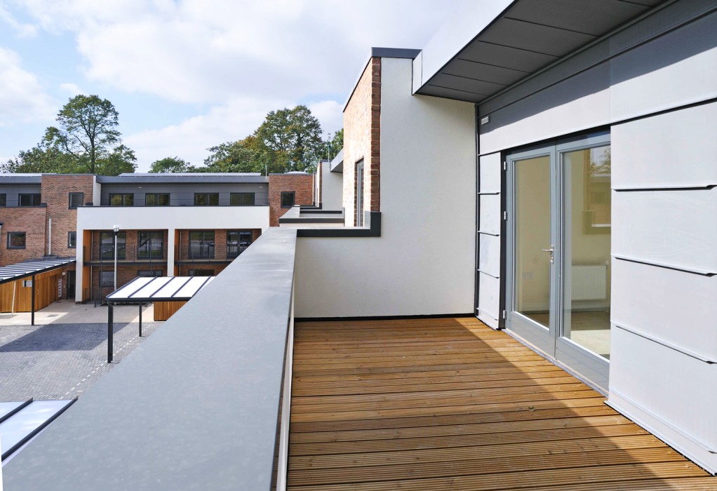 Dunsfold Close - R H Partnership Architects