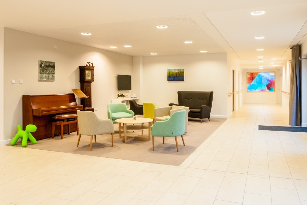 St Wilfrid's Hospice - R H Partnership Architects