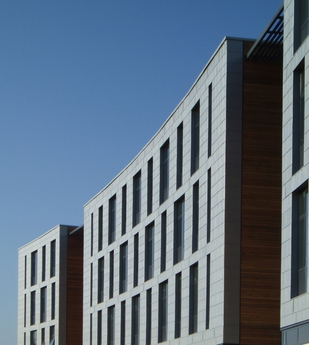 New Faculty Building, Anglia Ruskin - R H Partnership Architects