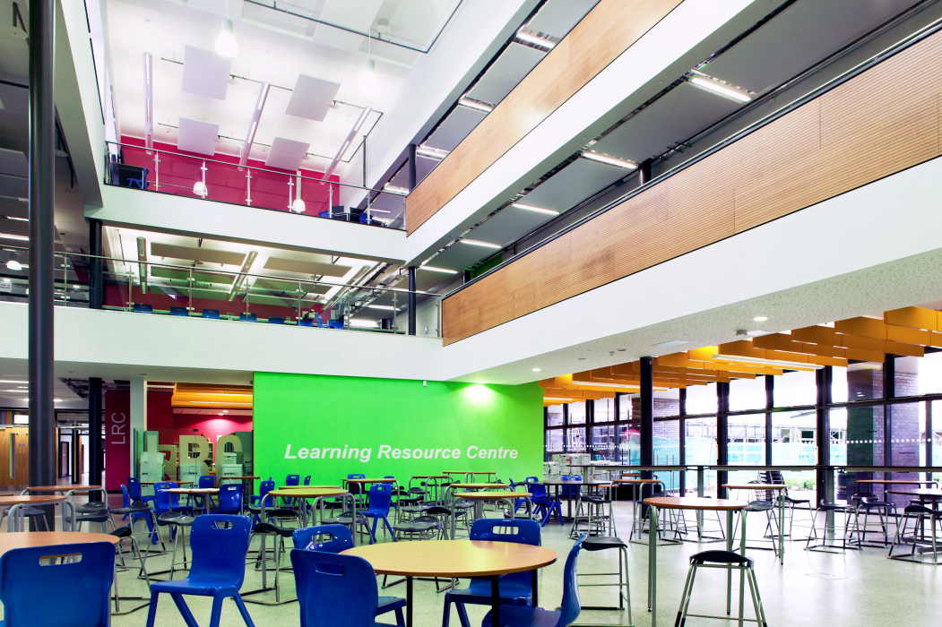 Neale-Wade Academy - R H Partnership Architects