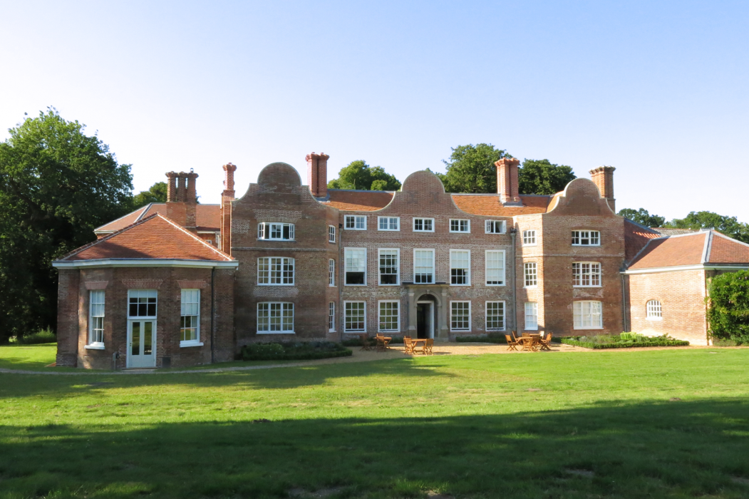 Earlham Hall - Conservation - R H Partnership Architects