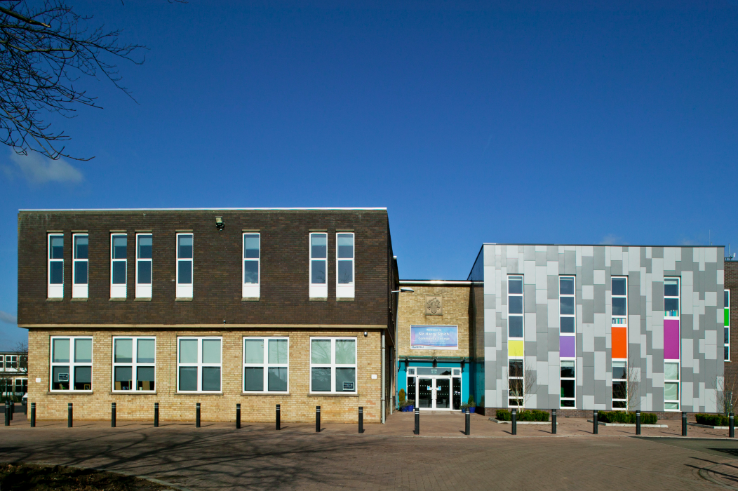 Sir Harry Smith Community College – architects rhp