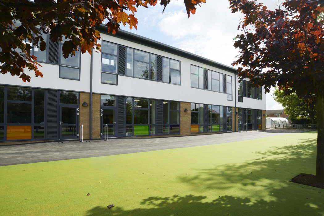 Cottenham Primary School - R H Partnership architects
