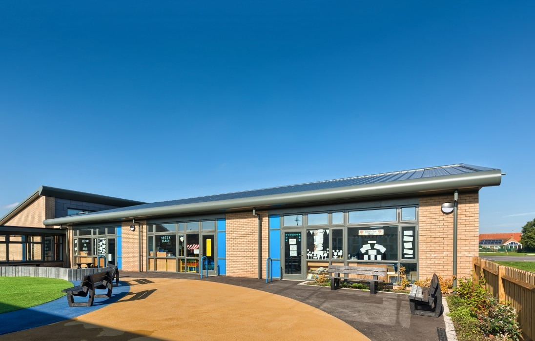 Orchards Primary School - R H Partnership architects