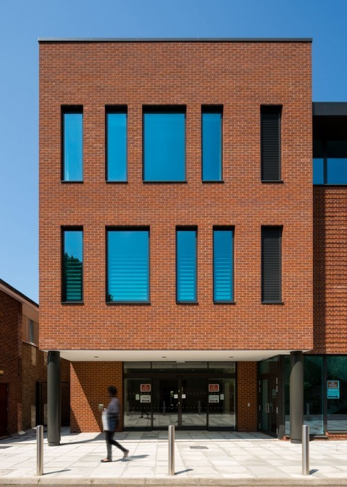 The Linda Sinclair Building, HRSC – Architects rhp