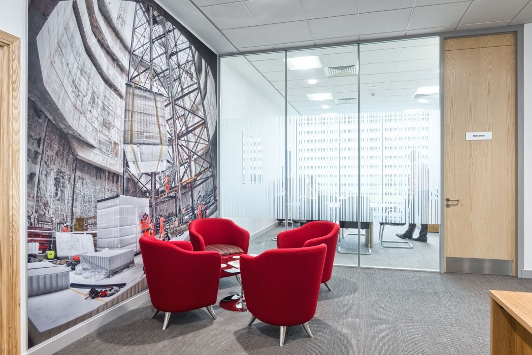 Kier Eastern HQ, Building 3000 - R H Partnership Architects