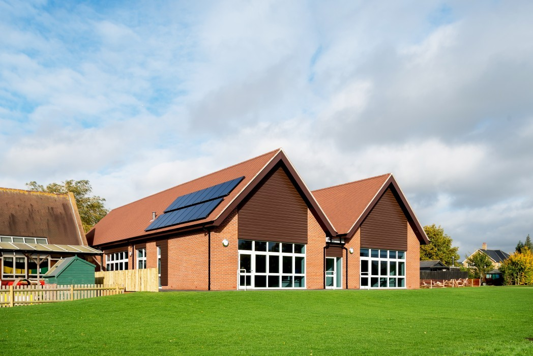 Silver End Primary School - R H Partnership Architects