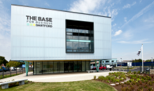 The BASE Dartford Business Centre - R H Partnership Architects