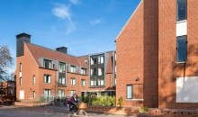 Gresham Court Graduate Accommodation, Hughes Hall – rhp