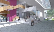 Reckitt Benckiser Reseach & Development Hub - architects rhp